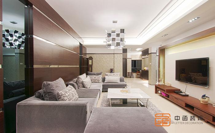 锦园北区 锦园北区丨三居室丨120㎡ 美式经典家居,营造舒适轻奢的慢生活。