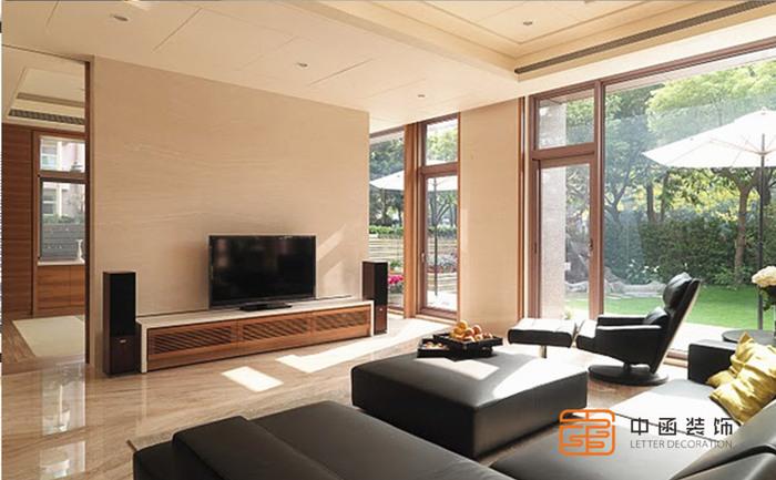 百福山庄 百福山庄丨别墅丨220㎡ 客户喜欢现代风格,对生活品质要求比较高