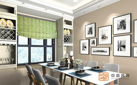 金茂湾 金茂湾丨三居室丨108㎡ 成就空间和谐,让设计物有所值,让细节缔造完美!