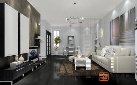翔鹰花园 翔鹰花园丨三居室丨114㎡ 本案设计风格简美风格,没有繁琐的造型大部分空间主...